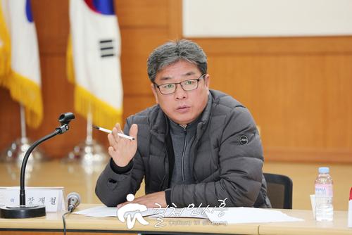 장재철 전 시의장, 한국당 시흥을 당협위원장에 낙점