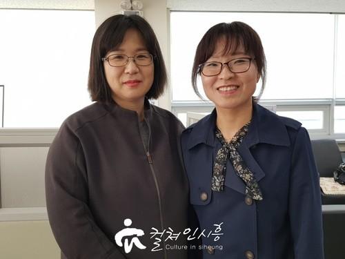 능곡동 주민센터 허미영 주무관, 김은주 방문간호사...심폐소생술로 어르신 살려